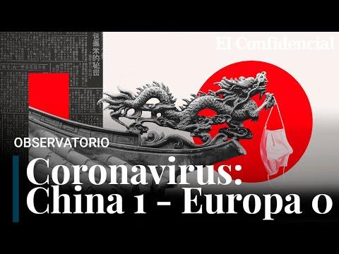 ¿Por qué China no está sufriendo una segunda ola de coronavirus como la de Europa?