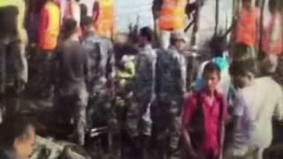 Bhutanese Refugee Camp Fire Beldangi June Sunday Night