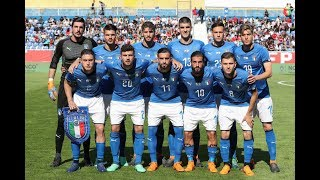 Highlights Under 21: Portogallo-Italia 3-2 (25 maggio 2018)