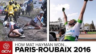 How Did Mat Hayman Win Paris-Roubaix? Everything You Need To Know About The 2016 Paris-Roubaix