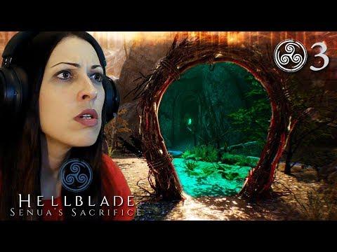 HELLBLADE Walkthrough Part 3 - The Master of Illusions