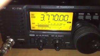 icom 718 and at180