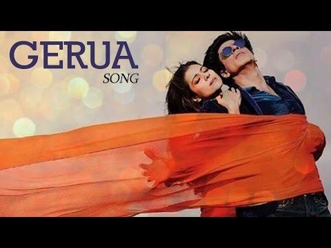 Gerua Dilwale VIDEO SONG Ft Shahrukh Khan, Kajol RELEASES
