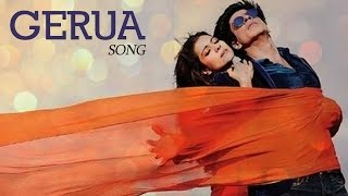 """Gerua dilwale video song ft shahrukh khan, kajol has just released and we must say its the biggest romantic number of 2015. rohit shetty's """"dilwale"""" been..."""