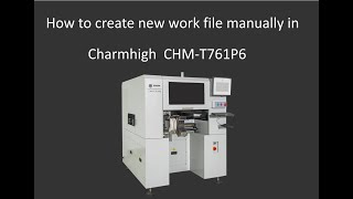 How to create six 0603 components on CHMT761P6 manually