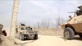 طالبان تسيطر على قاعدة عسكرية شرقي أفغانستان