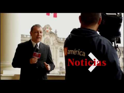 América Noticias - Primera Edición - Promo