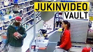 Dumb Criminals from the JukinVideo Vault