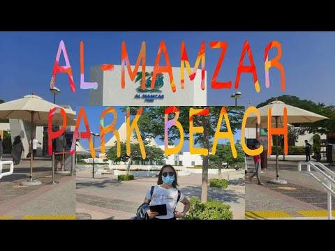 AL-MAMZAR BEACH/ PARK #DUBAI