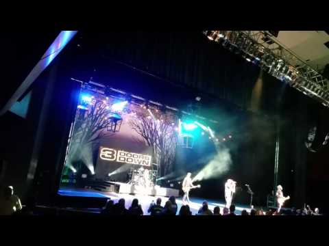 3 DOORS DOWN LIVE AT DEVOS HALL AUGUST 30TH 2016