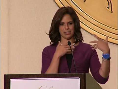 Soledad O'Brien Latino Leaders Network FULL REMARKS