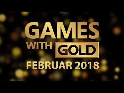 Xbox Gold Spiele Februar 2021