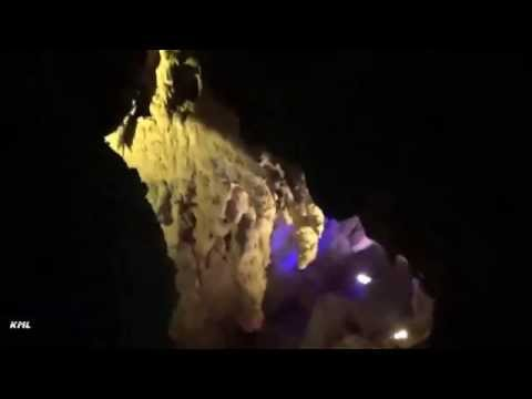 Adventure to The Crown Cave Guilin