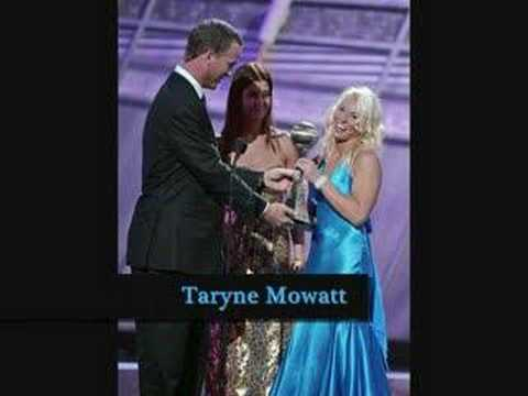15th annual 2007 ESPY Awards - Winners