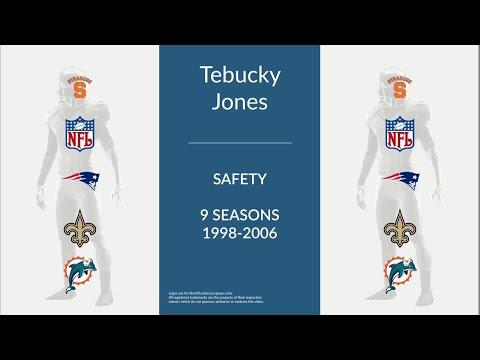 Tebucky Jones: Football Safety