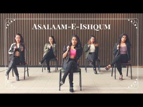 Asalaam-e-Ishqum Song | Gunday | Priyanka Chopra | BollyHeels Choreography
