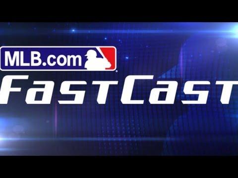 10/5/13 MLB.com FastCast: Vogt delivers A's win