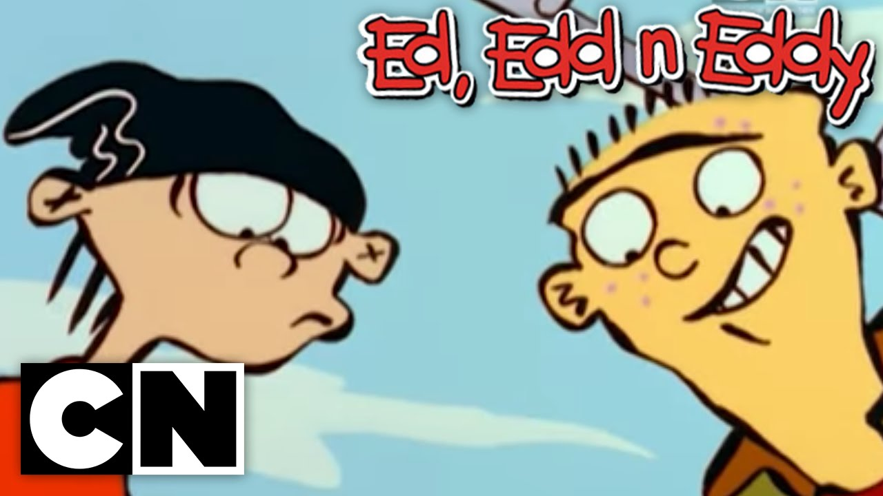 Ed Edd N Eddy A Pinch To Grow An