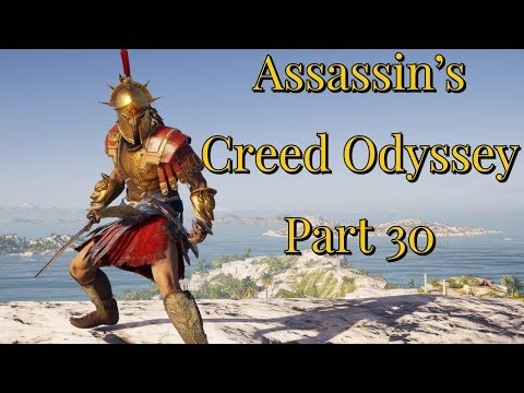 Assassin's Creed Odyssey | Brontes Boss Fight | Part 30