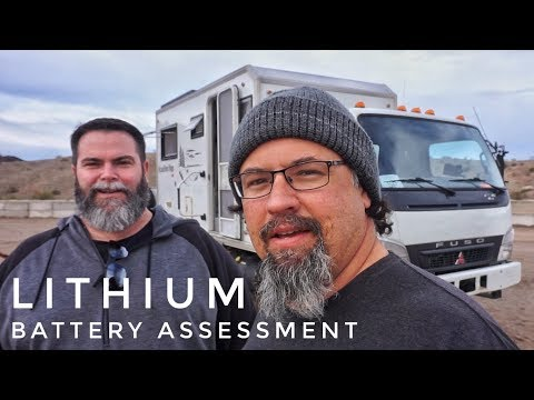 How many LITHIUM BATTERIES do you need for RVing and OVERLANDING?