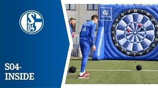 Fußball-Dart: Goretzka gegen Burgstaller
