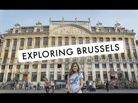 EXPLORING BRUSSELS - InJensLife