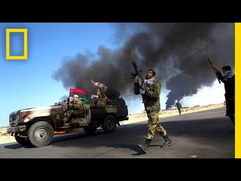 Lynsey Addario: Lens on the Front Line | Nat Geo Live