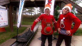 Co-ho!-ho!-ho!-fio Ysgol Dewi Sant | Stwnsh Sadwrn