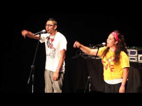 2013 - Brave New Voices (Finals) - Albuquerque Team Round #2
