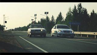 Анонс Тест-драйва Mercedes E55 AMG (против mark II 2JZ-GTE)