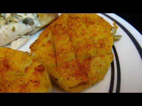 Seasoned Baked Potatoes-with yoyomax12