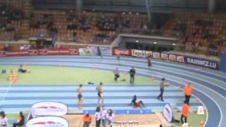 Finale A - 400m Dussmann 2011