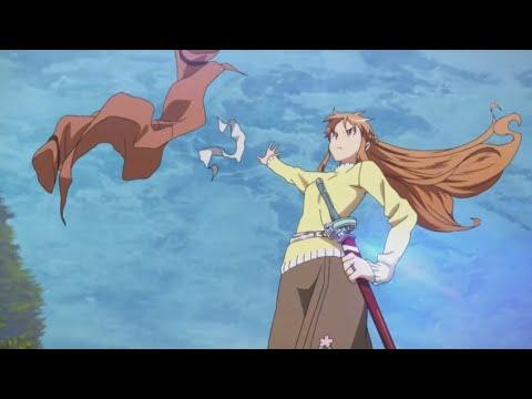 Sword Art line  Asuna is a badass HD