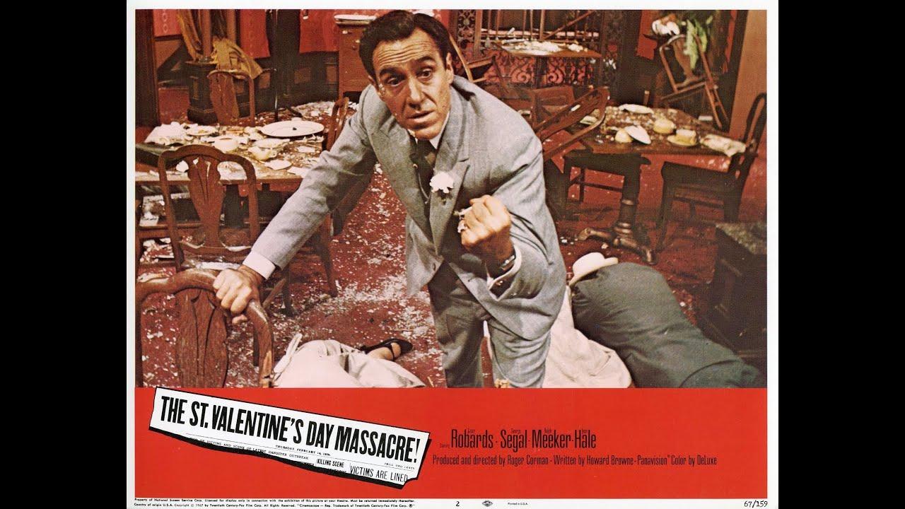 St. Valentineu0027s Day Massacre (Trailer)