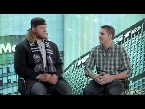 Turn On The Jets Interview with New York Jets Center Nick Mangold