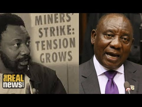 President Ramaphosa: From Militant Revolutionary to Corporate Magnate
