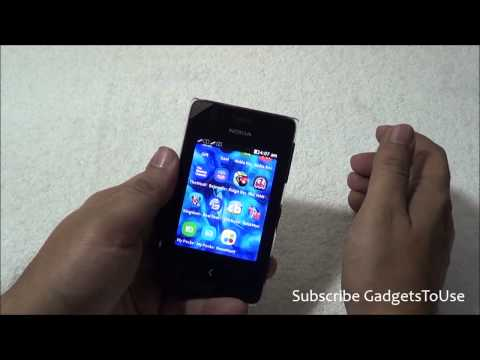 Nokia Asha 500 Full Review, Unboxing, Camera, Software, Features, Comparison and Overview HD