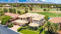 Luxury Golf Course Home | 8900 Canyon Springs | Las Vegas NV