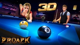 3D Pool Ball Android Gameplay