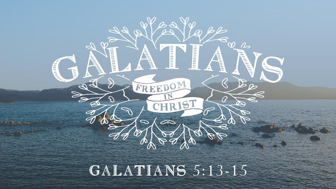Galations 5