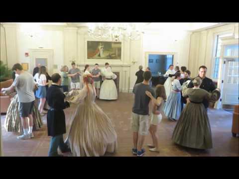 Gettysburg College Victorian Dance 2017