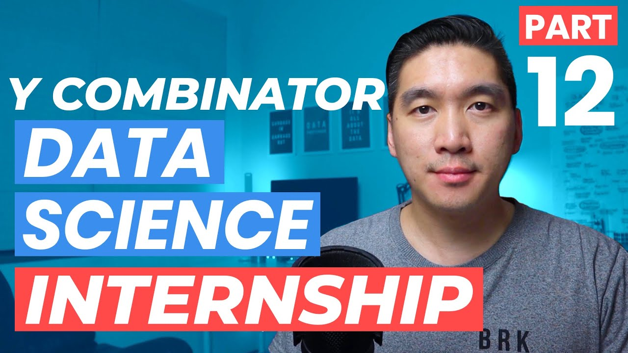 Data Science Virtual Internship - Part 12 (Data Science & AI at Y Combinator)