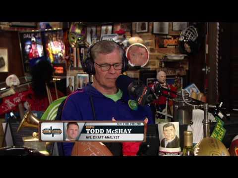 ESPN's Todd McShay Ranks NFL Draft QBs (4/20/17)