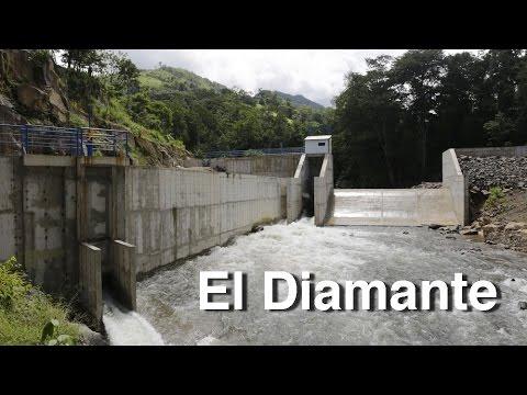 La planta hidroeléctrica El Diamante: una inversión de $20 millones y capacidad de 5 MW
