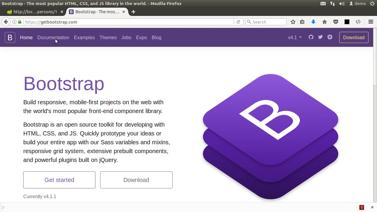 Spring Boot: Getting Started With Bootstrap and Binding Using Thymeleaf