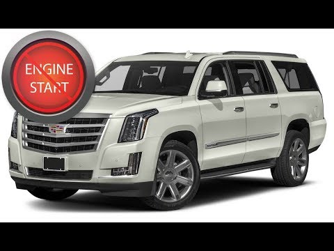 Cadillac Escalade Open Start Late 2017 And Newer Models With A