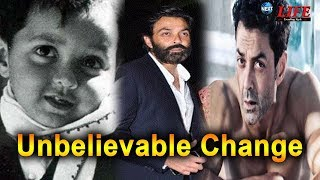 Bobby Deol Unbelievable Transformation from Barsaat To Race 3 || Next9Life