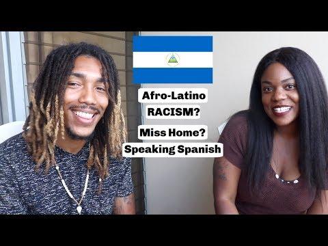 Nicaraguan En Puerto Rico | Entrevista | Afro-Latino (English Subtitles)