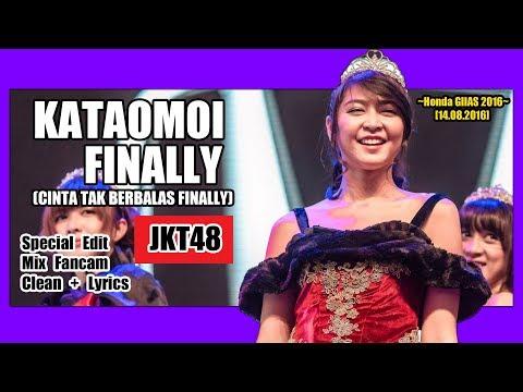 JKT48 Team J - Kataomoi Finally @ Honda GIIAS 2016 [14.08.2016] [HD + Lirik]
