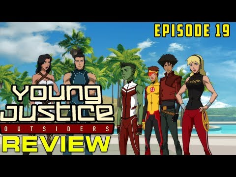 Young Justice Season 3 Episode 19 Elder Wisdom | In Depth Review